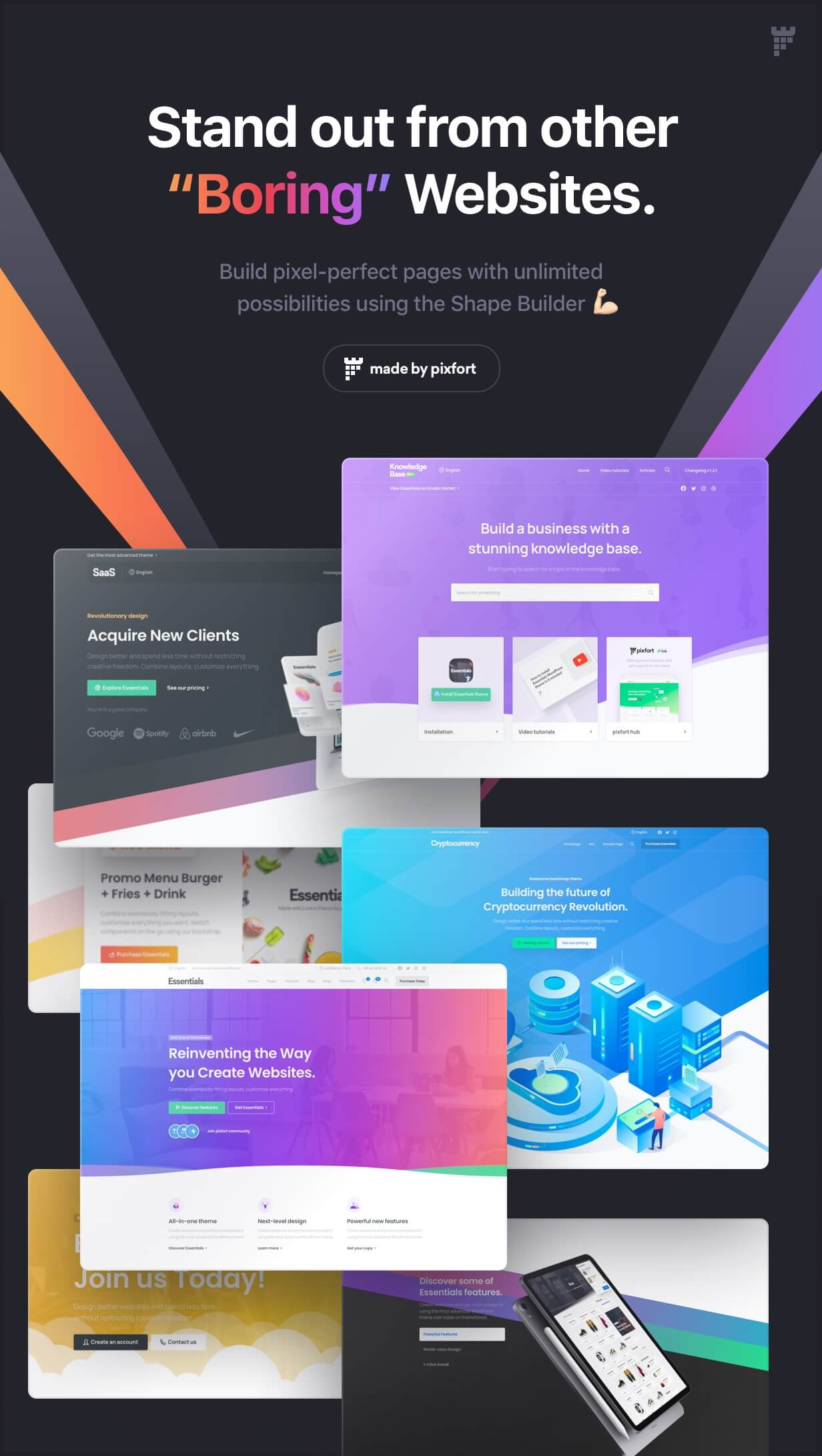 Essentials | Multipurpose WordPress Theme - 52