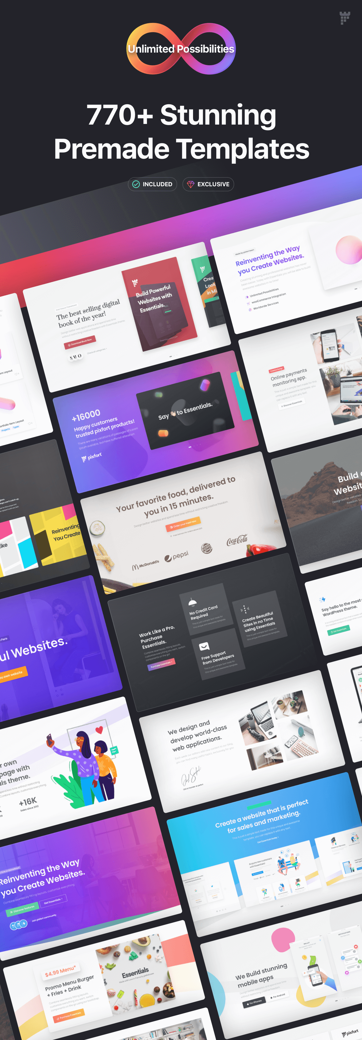 Essentials | Multipurpose WordPress Theme - 21
