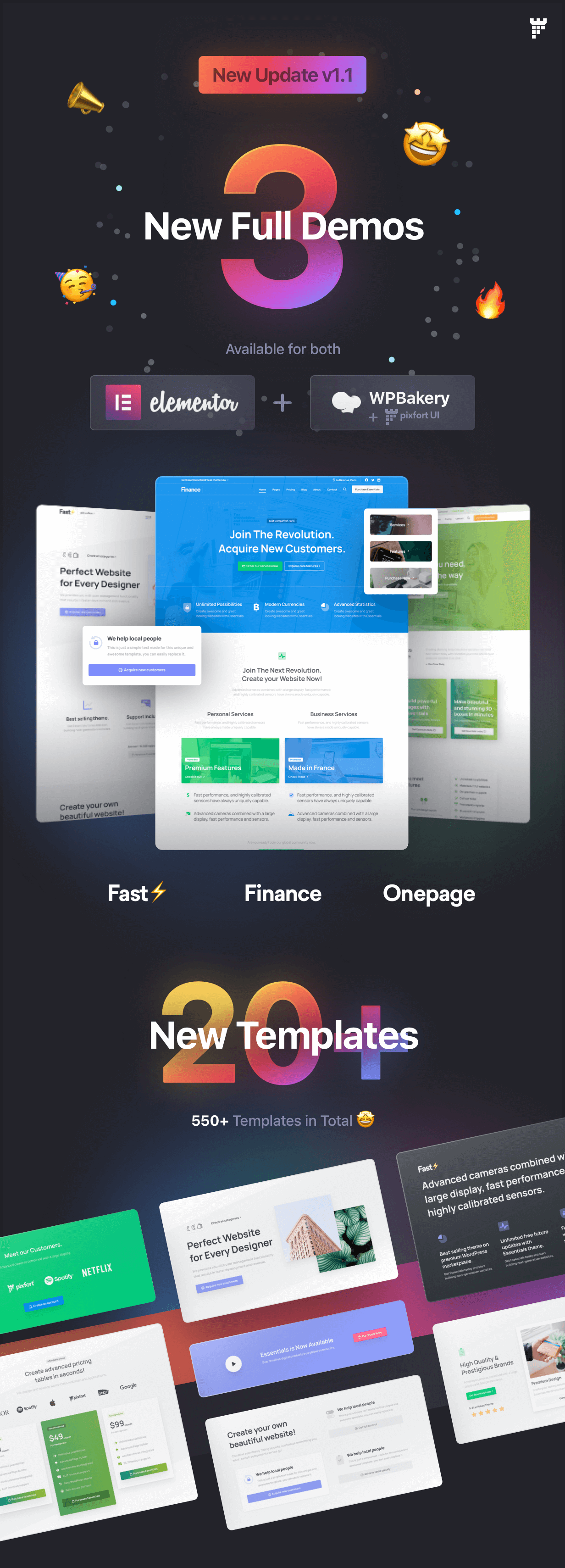 Essentials | Multipurpose WordPress Theme - 3